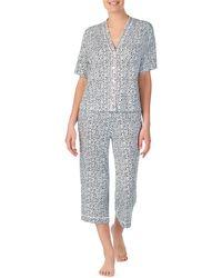 Room Service - Crop Pajamas - Lyst
