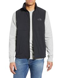 3cb5a087b226 Lyst - The North Face Mountain Sweatshirt Vest in Green for Men