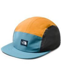 31ecba37fb5a0 The North Face International Collection Five-panel Cap in Black for ...