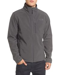 The North Face - 'apex Bionic 2' Windproof & Water Resistant Soft Shell Jacket - Lyst