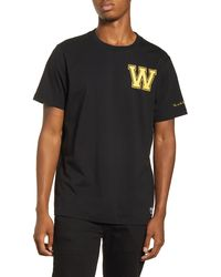Wesc Max W Graphic T-shirt - Black