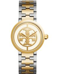 Tory Burch - Reva Logo Dial Bracelet Watch - Lyst