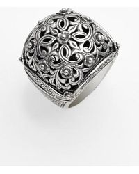 Konstantino | 'classics' Filigree Dome Ring | Lyst