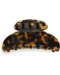 France Luxe 'couture' Jaw Clip - Black