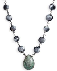 Ela Rae - Ara Collar Necklace - Lyst