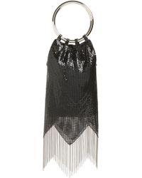 Whiting & Davis - Rio Mesh Bracelet Bag - - Lyst