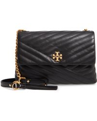 Tory Burch Kira Chevron Leather Shoulder Bag - Multicolour