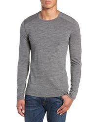 Icebreaker - Oasis Long Sleeve Merino Wool Base Layer T-shirt - Lyst