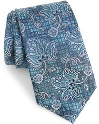 Nordstrom - Alioto Paisley Silk Tie - Lyst