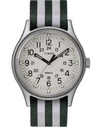 Timex - Timex Mk1 Nylon Strap Watch - Lyst