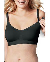 Bravado Designs - Maternity 'body Silk' Seamless Nursing Bra - Lyst