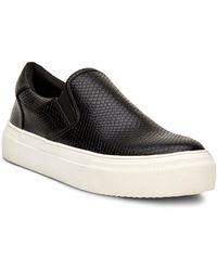 Matisse Gradient Slip-on Sneaker - Black