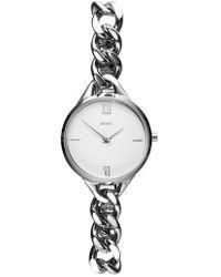 MVMT - Gala Chain Bracelet Watch - Lyst