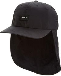 fa330996 Lyst - The North Face Sun Stash Hat Black in Black for Men