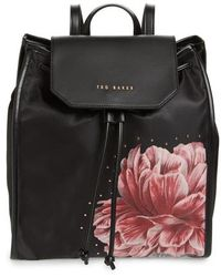 Ted Baker - Iberiis Tranquility Print Backpack - - Lyst