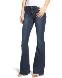 Articles of Society - Faith Flare Jeans - Lyst