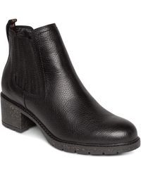 Aetrex Willow Chelsea Boot - Black