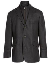 Kroon - Ritchie Aim Hybrid Classic Fit Wool & Cashmere Sport Coat - Lyst