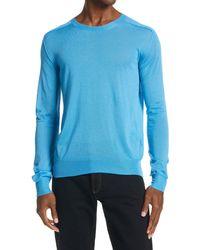 Bottega Veneta Cashmere Sweater - Blue