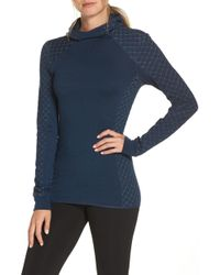 Icebreaker - Affinity Thermo Hooded Pullover - Lyst