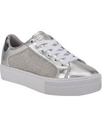 Nine West Pacee Sneaker - Metallic