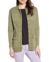 Current/Elliott - The Laced Jacket - Lyst