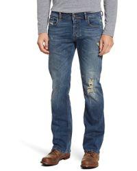 DIESEL Diesel Zatiny Bootcut Jeans - Blue