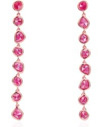 Monica Vinader - Siren Mini Nugget Earrings - Lyst