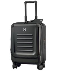 Victorinox - Victorinox Swiss Army 'spectra 2.0' Dual Access Global Hard Sided Rolling Carry-on - Lyst