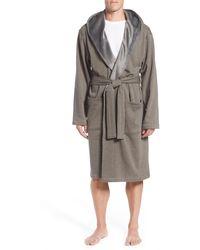 UGG UGG 'brunswick' Robe - Grey