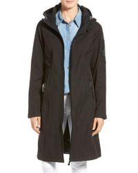 Ilse Jacobsen - Long Hooded Raincoat - Lyst
