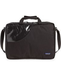 Patagonia Stand Up Convertible Briefcase - Black