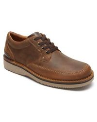 Rockport - 'prestige Point' Apron Toe Derby - Lyst