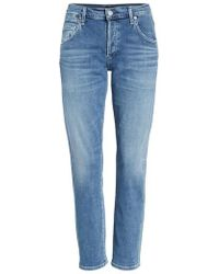 Citizens of Humanity - Emerson Slim Boyfriend Jeans - Lyst