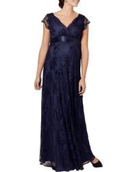 TIFFANY ROSE - Eden Lace Maternity Gown - Lyst