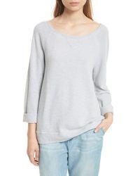 a13cd354623bf5 Soft Joie - Emma C Stripe Sweatshirt - Lyst