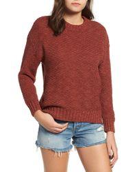 RVCA - Zigged Sweater - Lyst