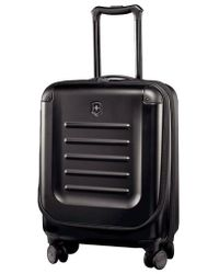 Victorinox Victorinox Swiss Army Spectra 2.0 Hard Sided Rolling Carry-on - Black