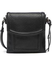 Sole Society - Daisa Faux Leather Crossbody Bag - - Lyst