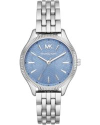 fd63288f5995 MICHAEL Michael Kors - Michael Kors Lexington Bracelet Watch - Lyst