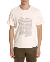 Ovadia And Sons Hidden Places Graphic T-shirt - Multicolour