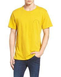 Tavik - Twin Palms Graphic T-shirt - Lyst