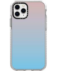 Casetify Blue Pink Gradient Iphone 11 Pro Phone Case