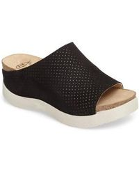 Fly London | Whin Platform Sandal | Lyst