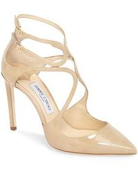 Jimmy Choo - Lancer Strappy Pump - Lyst