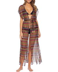 Becca Carnavale Cover-up Wrap - Multicolor