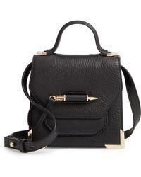 Mackage - Mini Rubie Leather Shoulder Bag - Lyst