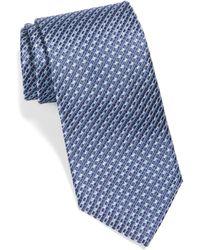 Nordstrom - Check X-long Silk Tie - Lyst