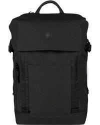 Victorinox Victorinox Swiss Army Altmont Classic Deluxe Flapover Backpack - Black