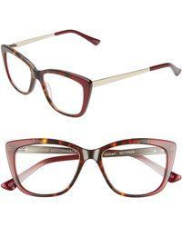 Corinne Mccormack Gillian 52mm Reading Glasses - Red